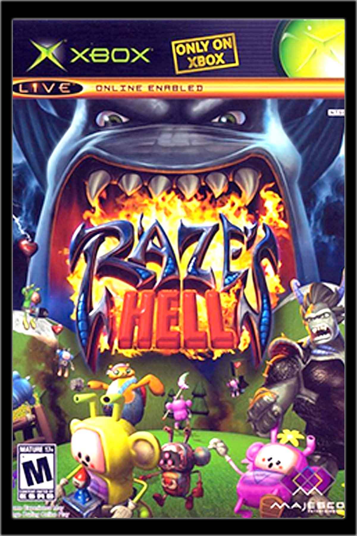 Razes-Hell