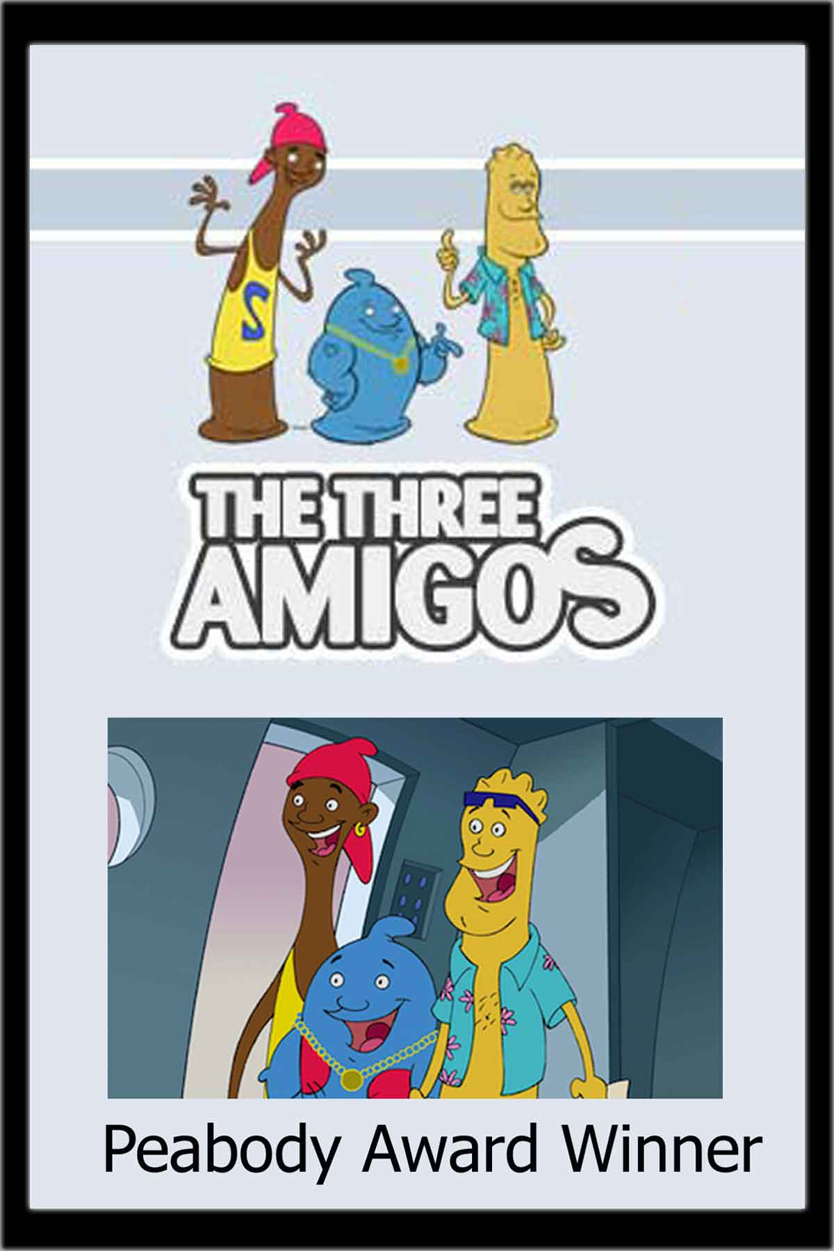 The-Three-Amigos