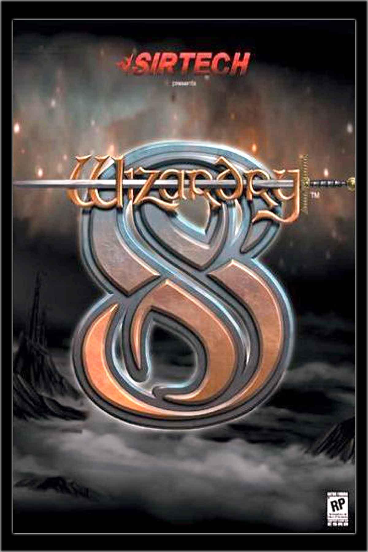 Wizardry-8