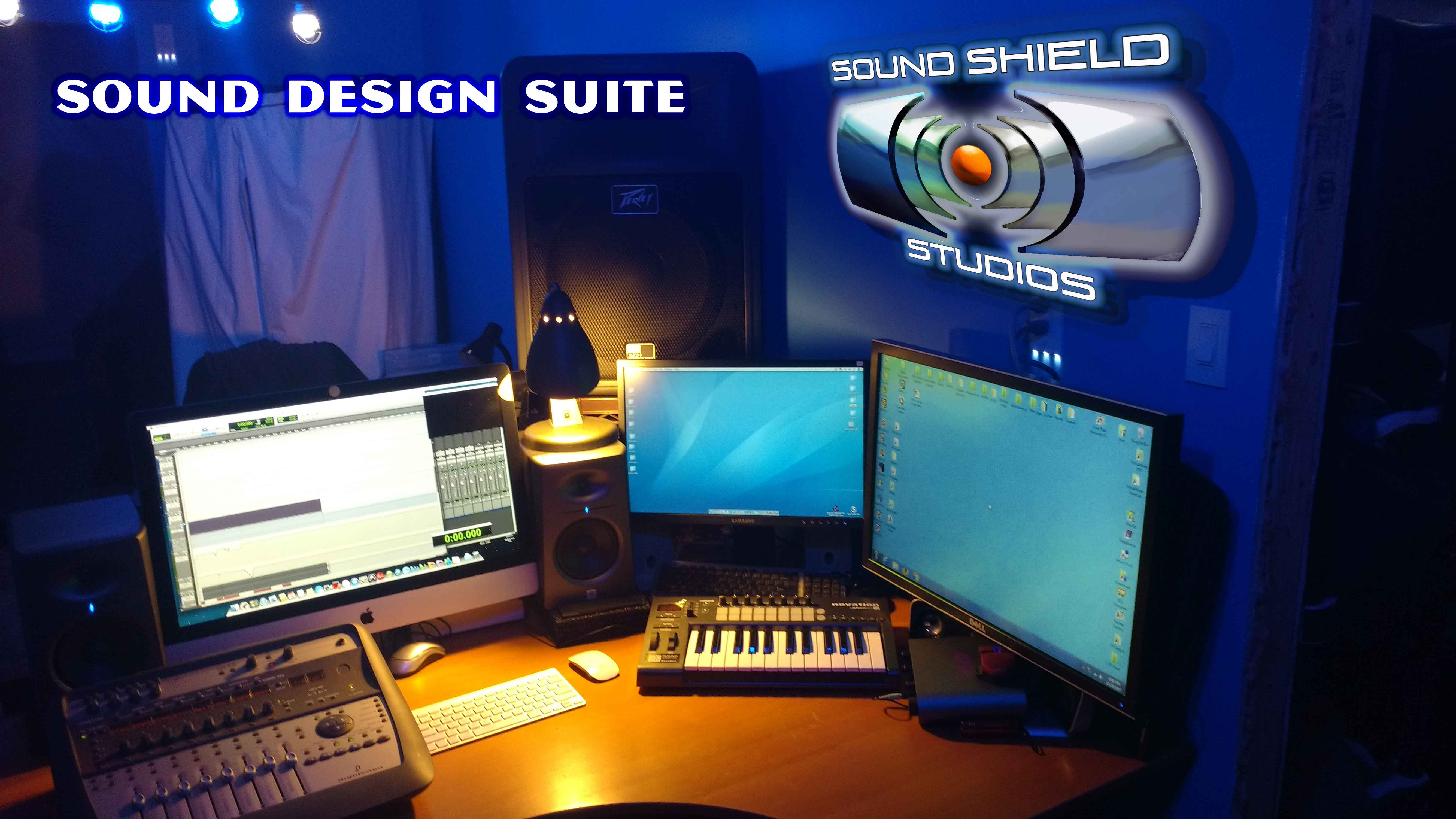01 Sound Design Suite