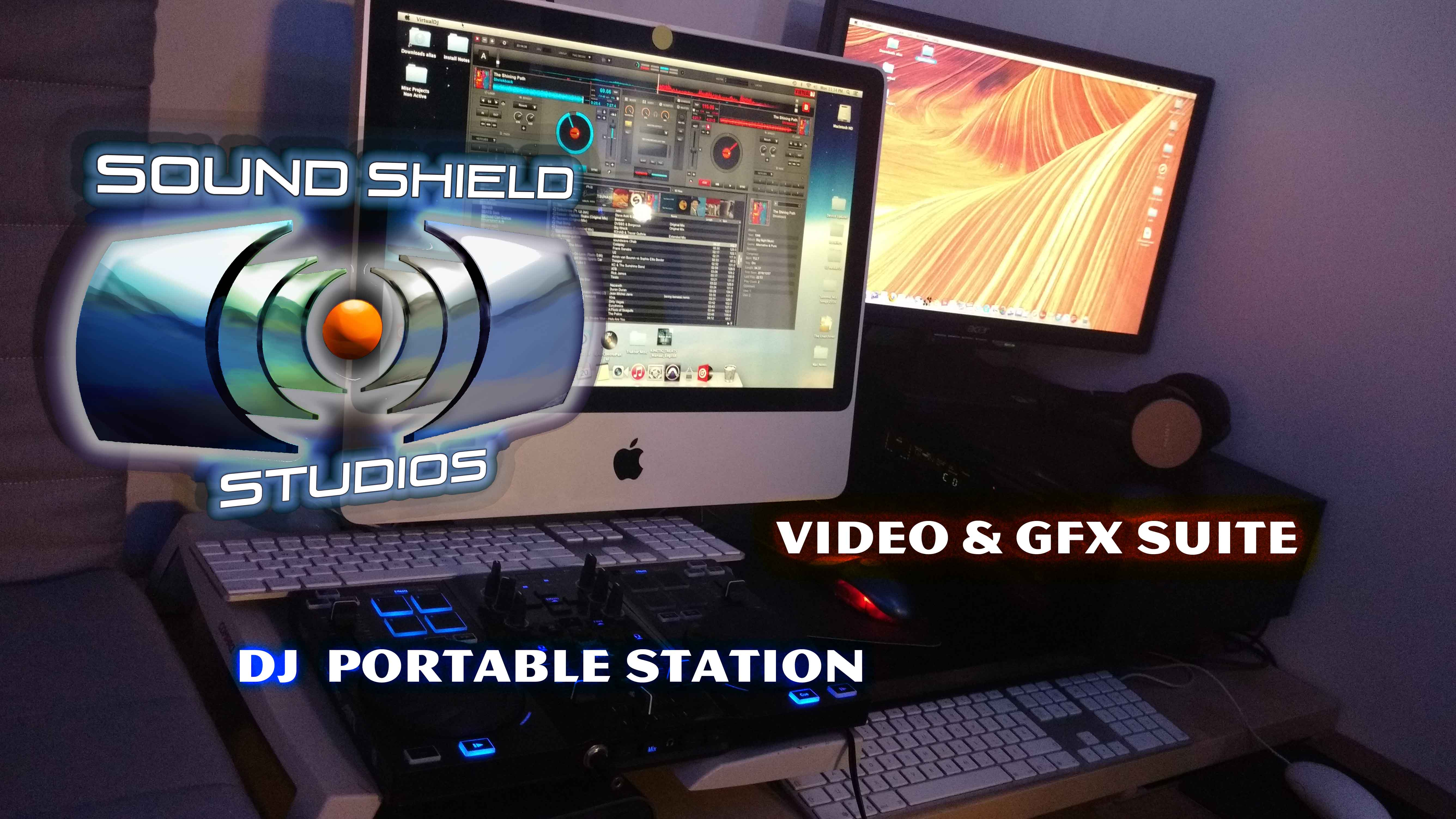 06 DJ and Video GFX